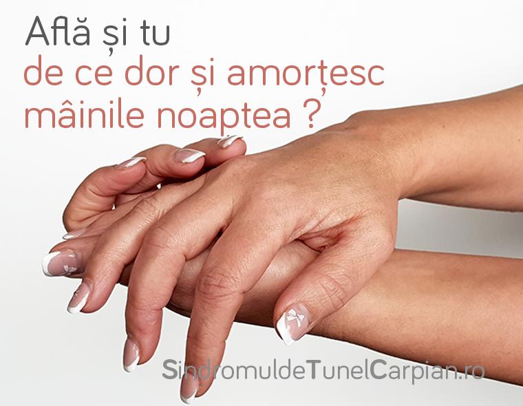 11 Min STC.ro De ce dor mainile noaptea